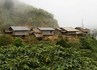 Lao Architecture - Hmong homes