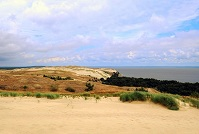 Lithuanian Geography - Curonian Spit