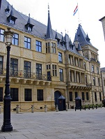 Luxembourger Architecture - Grand Ducal Palace