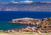 Macedonian Geography - Lake Ohrid