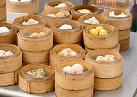 Malay Food - Chinese dim sum