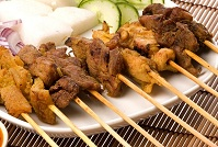 Malay Food - Satay