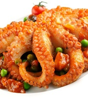 Maltese Food - Octopus