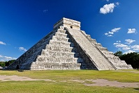 Mexican Architecture - Chichen Itza