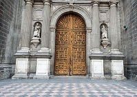 Mexican Architecture - Metropolitan Cathedral