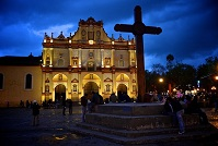 Mexican Architecture - San Cristobal Cathedral