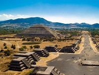 Mexican Architecture - Teotihuacan