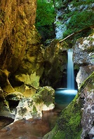 Montenegrin Geography - Bratimin waterfall