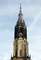 Dutch Architecture - New Church in Delft