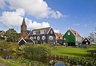 Dutch Architecture - Village
