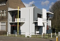 Dutch Architecture - Rietveld Schroderhuis