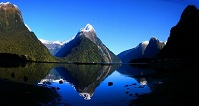 New Zealand Geography - Milford Sound