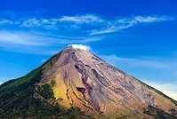 Nicaraguan Geography - Conception Volcano