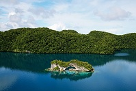 Palauan Geography - Rocky islands