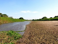 Paraguayan Geography - River bed