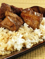 Filipino Food - Pork Adobo