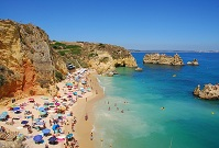 Portuguese Geography - Dona Ana Beach