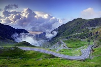 Romanian Geography - Carpathian Mountains