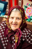 Romanian Culture - Local woman