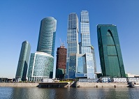 Russian Architecture - Modern Moscow