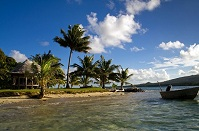 Samoan Geography - Home on the water