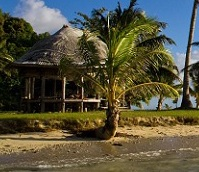 Samoan Architecture - Home on the water
