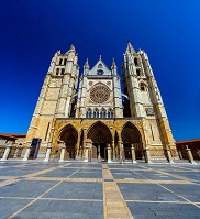 Spanish Architecture - Cathedral of Leon