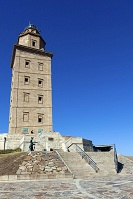 Spanish Architecture - Hercules Tower