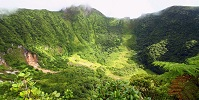 Kittitian and Nevisian Geography - Mt. Liamuiga