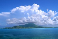 Kittitian and Nevisian Geography - Island of Nevis