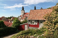 Swedish Architecture - Visby