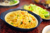 Taiwanese Food - Fried rice