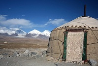 Tajik Architecture - Yurt