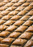 Turkish Food - Baklava