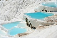 Turkish Geography - Pamukkale