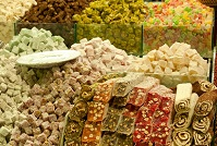 Turkish Food - Turkish delights