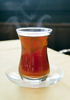 Turkish Food - Turkish tea
