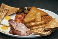 British Food - English breakfast