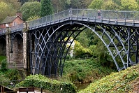 British Architecture - Ironbridge Gorge