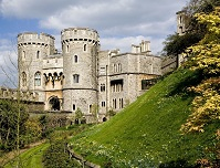 British Architecture - Windsor Castle