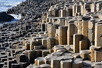 British Geography - Giant's Causeway