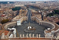 Vatican Architecture - St. Peter's Square