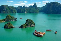 Vietnamese Geography - Ha Long Bay