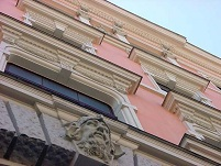 Latvian Architecture - Art Nouveau in Riga