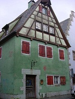 German Architecture - Medieval Rothenburg