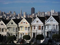 American Architecture - San Francisco's Painted Ladies