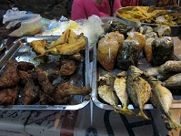 Cambodian Food - Seafood