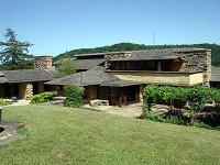 American Architecture - Frank Lloyd Wright's Taliesin