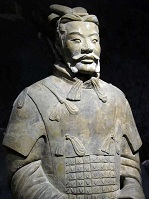 Chinese Architecture - Xi'an's Terra Cotta Warriors