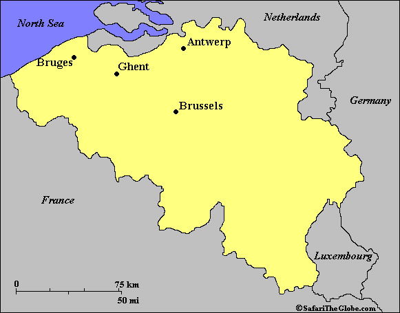 an introduction to the geography and history of belgium Introduction to belgium from cecs la garenne  presentation of belgium  the geography of belgium has three major areas upper belgium the most sparsely populated.